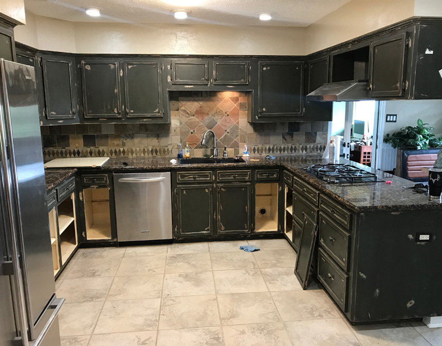 kitchen cabinets houston area voted 1 kitchen cabinet refacing company in houston area 20519